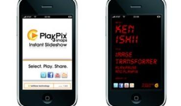 PlayPix 3 Snaps / Ken Ishii Image Transformer