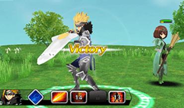 オンラインリアルタイムバトルゲーム「Another Fantasy Story」の開発