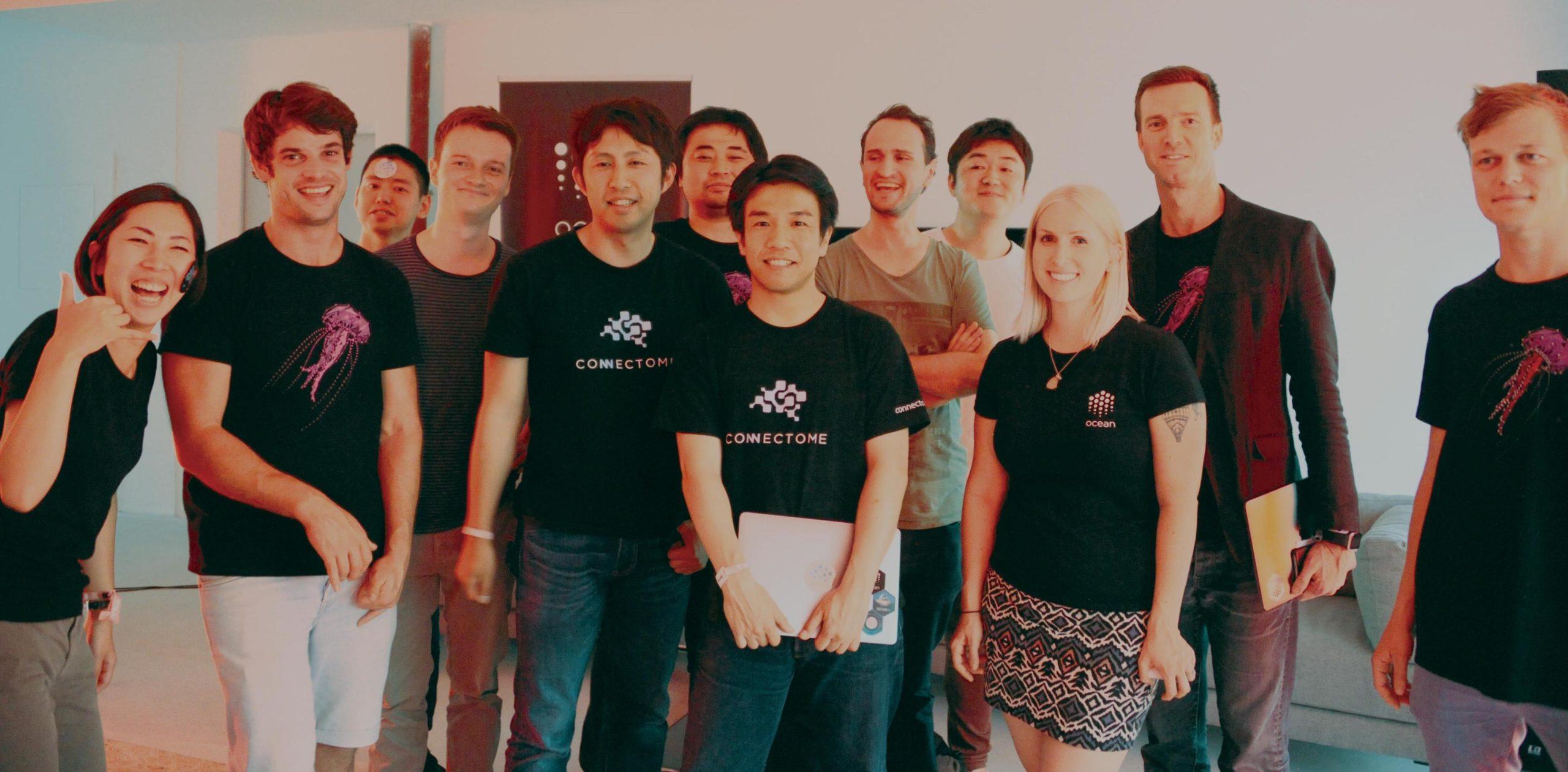 ベルリンのイベントに、ドイツの有名ブロックチェーン企業Ocean Protocolと登壇しました