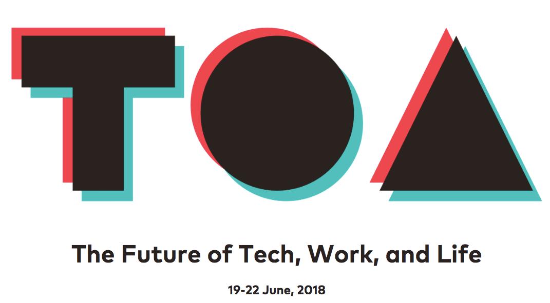 ドイツで開催される世界TopカンファレンスTOAにてCouger CEO石井が登壇します
