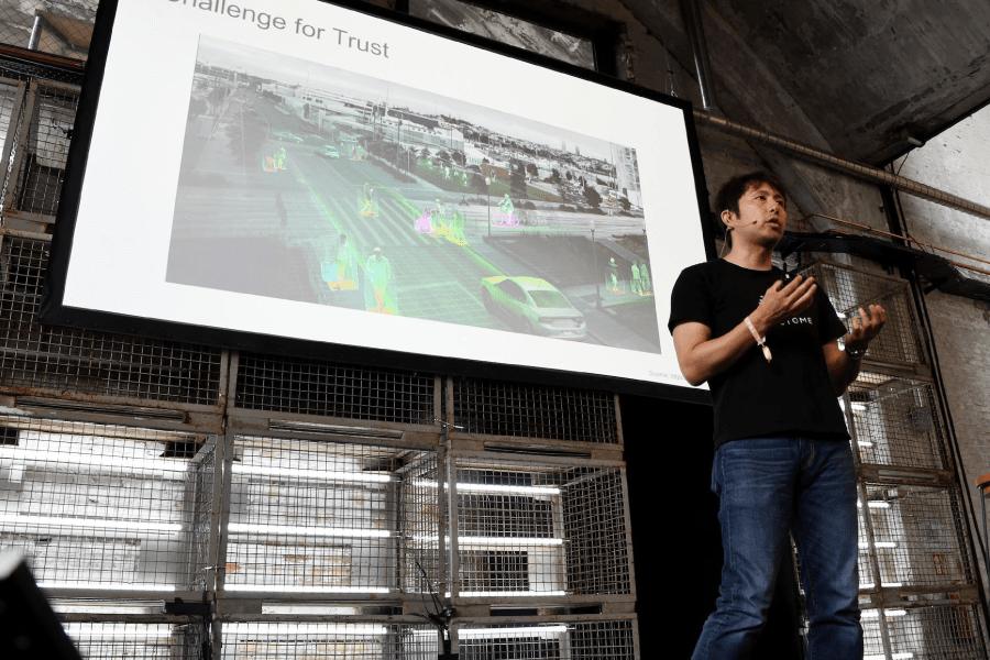 欧州最大規模のテックイベントTOAにクーガー CEO石井敦が登壇しました