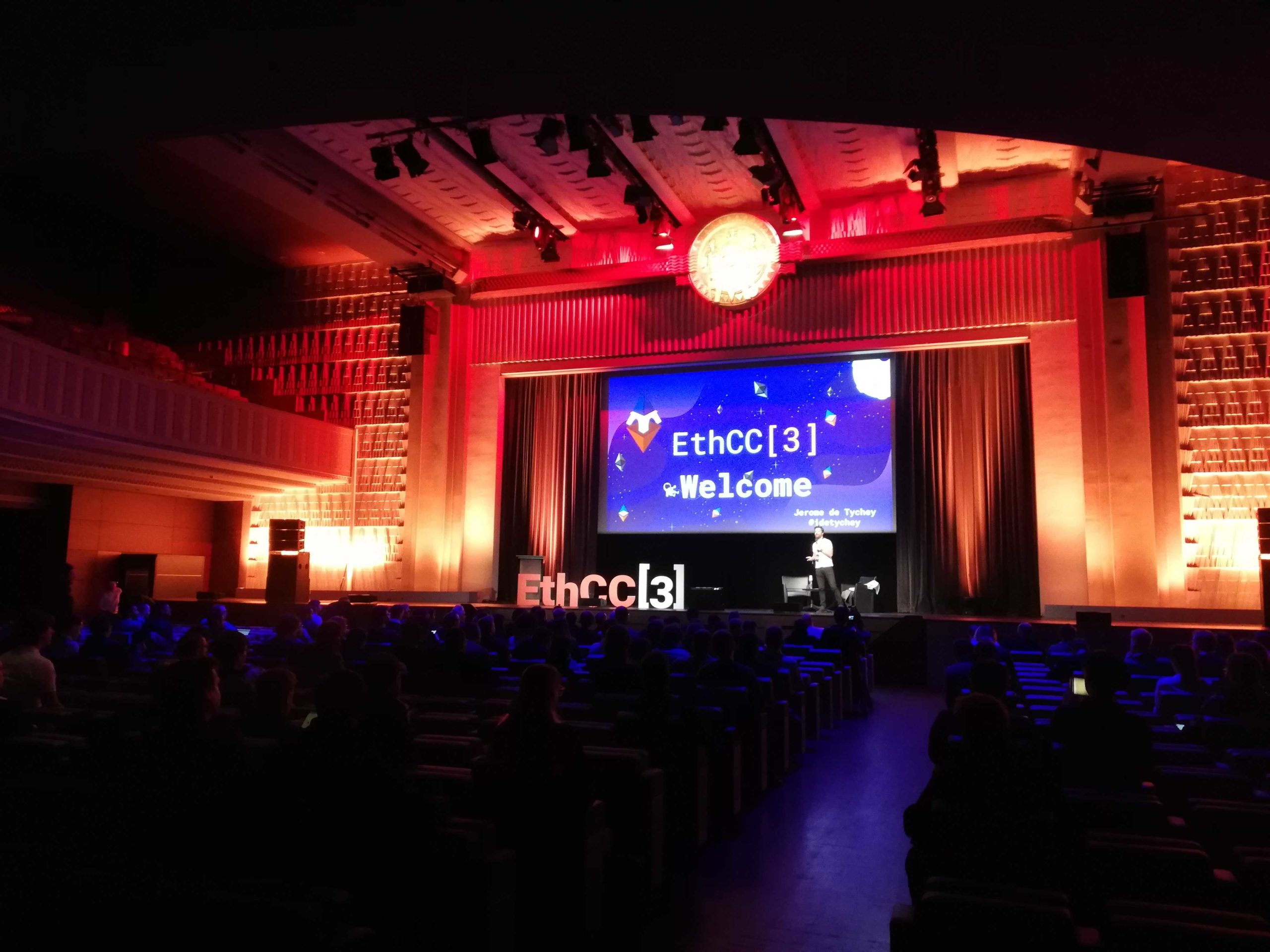 イーサリアムの世界最大級技術カンファレンス「EthCC2020」にクーガーの石黒一明が登壇しました